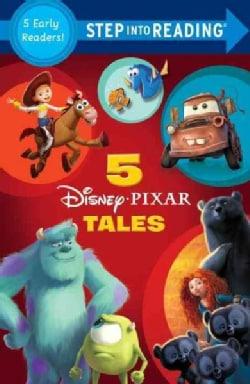 5 Disney/Pixar Tales: Step 1 and 2 Books (Paperback)