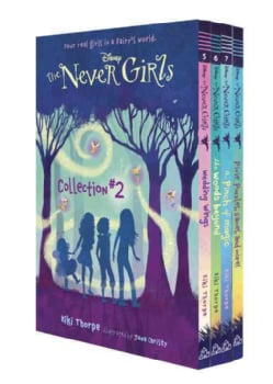 The Never Girls Collection #2 (Paperback)