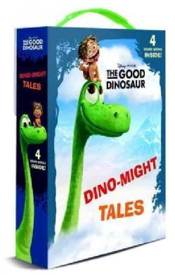 Dino-Might Tales (Board book)