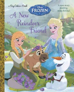 A New Reindeer Friend (Hardcover)