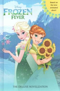 Frozen Fever Junior Novelization (Hardcover)