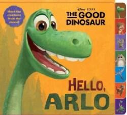 Hello, Arlo! (Board book)