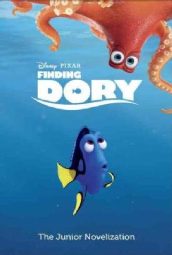 Finding Dory: The Junior Novelization (Paperback)