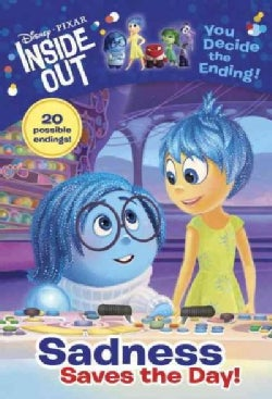 Sadness Saves the Day! (Paperback)