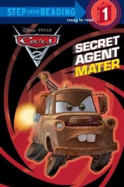 Secret Agent Mater (Paperback)