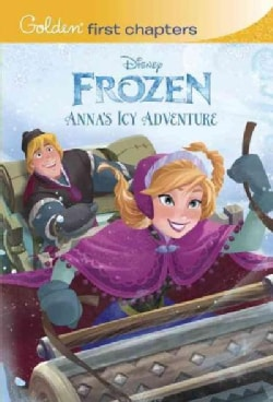 Anna's Icy Adventure (Paperback)