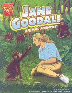 Jane Goodall: Animal Scientist (Paperback)