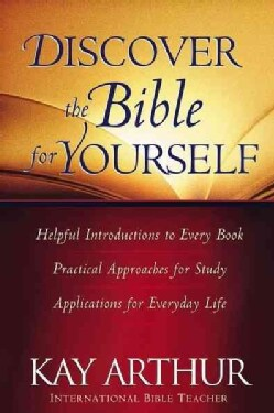 Discover The Bible For Yourself (Paperback)