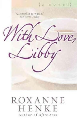 With Love, Libby (Paperback)
