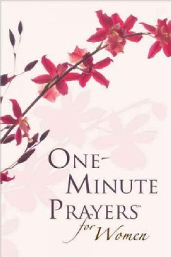 One-minute Prayers for Women (Hardcover)