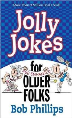 Jolly Jokes for Older Folks (Paperback)