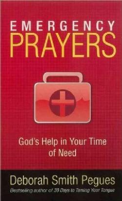 Emergency Prayers (Paperback)