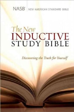 The New Inductive Study Bible: New American Standard Bible (Hardcover)