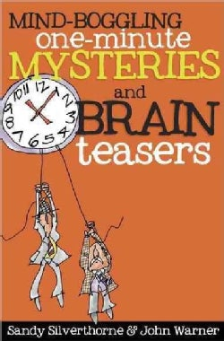 Mind-Boggling One-Minute Mysteries and Brain Teasers (Paperback)