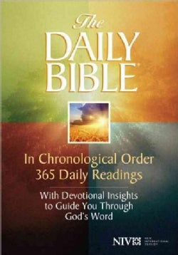 The Daily Bible: New International Version (Paperback)
