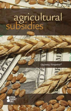 Agricultural Subsidies (Hardcover)
