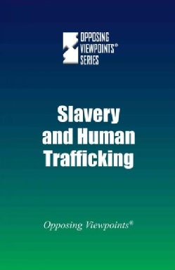 Slavery and Human Trafficking (Paperback)