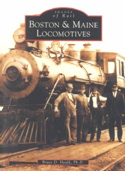 Boston & Maine Locomotives (Paperback)