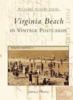 Virginia Beach In Vintage Postcards (Paperback)