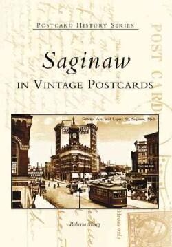Saginaw: In Vintage Postcards (Paperback)