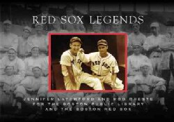 Red Sox Legends (Paperback)