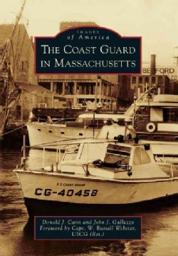 The Coast Guard in Massachusetts (Paperback)