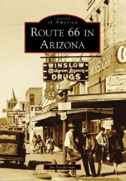 Route 66 in Arizona (Paperback)