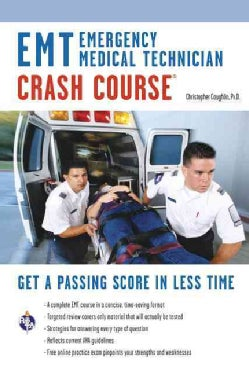 EMT Emergency Medical Technician Crash Course (Paperback)