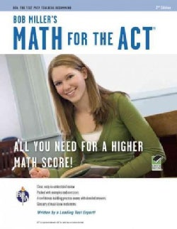 Bob Miller's Math for the ACT (Paperback)