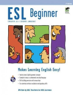 ESL Beginner: English As a Second Language (Paperback)