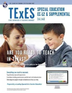 Texas Texes Special Education Ec-12 161 W/Online Practice