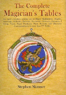 The Complete Magician's Tables (Hardcover)
