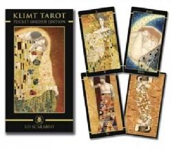Klimt Tarot: Pocket Golden Edition