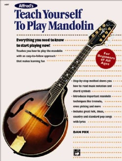 Teach Yourself to Play Mandolin (Paperback)