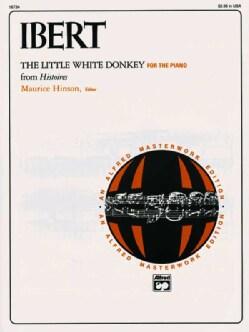 The Little White Donkey: Sheet (Paperback)