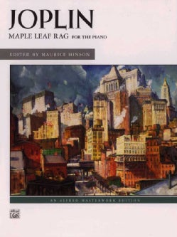 Maple Leaf Rag: For the Piano (Paperback)