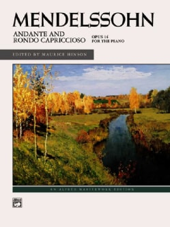 Adante And Rondo Caprice, Op. 14 (Paperback)