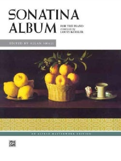 Sonatina Album: A Collection of Favorite Sonatinas, Rondos and Other Pieces (Paperback)