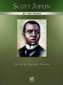 Scott Joplin: At the Piano (Paperback)
