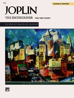 The Entertainer: For the Piano: Original Edition (Paperback)