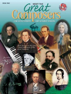 Meet the Great Composers: Book 2