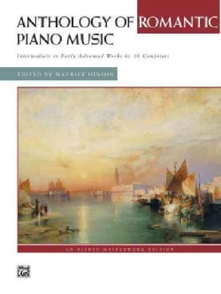 Anthology of Romantic Piano Music (Paperback)