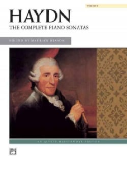 Haydn: The Complete Piano Sonatas (Paperback)