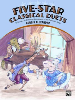 Five-Star Classical Duets (Paperback)