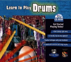 Learn to Play Drums (CD-Audio)