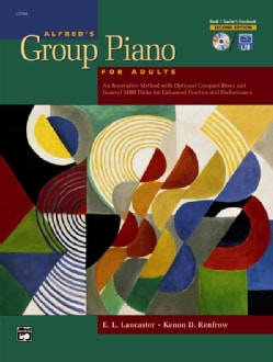 Alfred's Group Piano for Adults (Paperback)