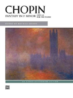 Fantasy in F Minor, Op. 49 for the Piano (Paperback)