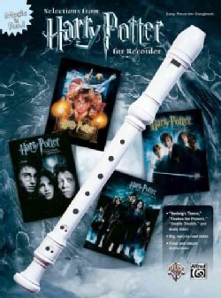 Selections from Harry Potter for Recorder (Paperback)