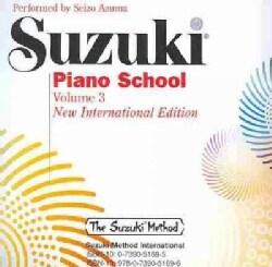Suzuki Piano School (CD-Audio)