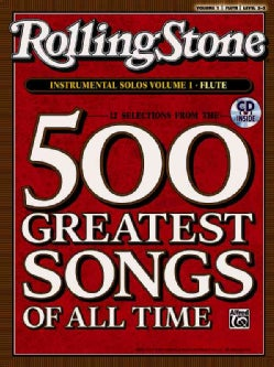 Rolling Stone Magazine's 500 Greatest Songs of All Time: Instrumental Solos: Flute